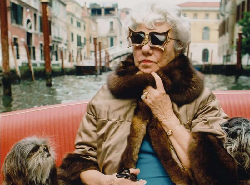 Peggy Guggenheim, Wenecja, kolekcjonerka sztuka, Niezła Sztuka