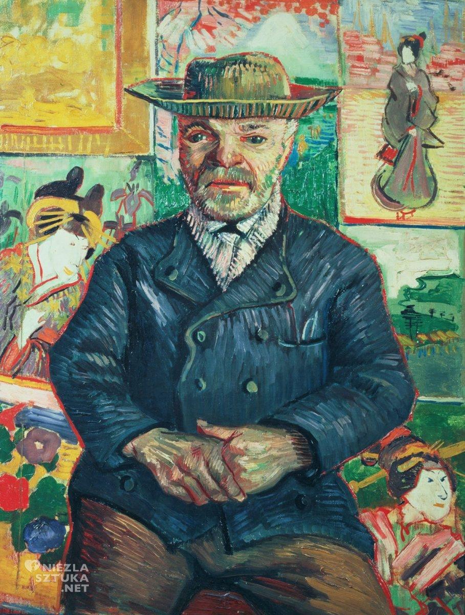 Vincent van Gogh, Potret ojca Tanguy, Juliena Tanguy, Niezła Sztuka