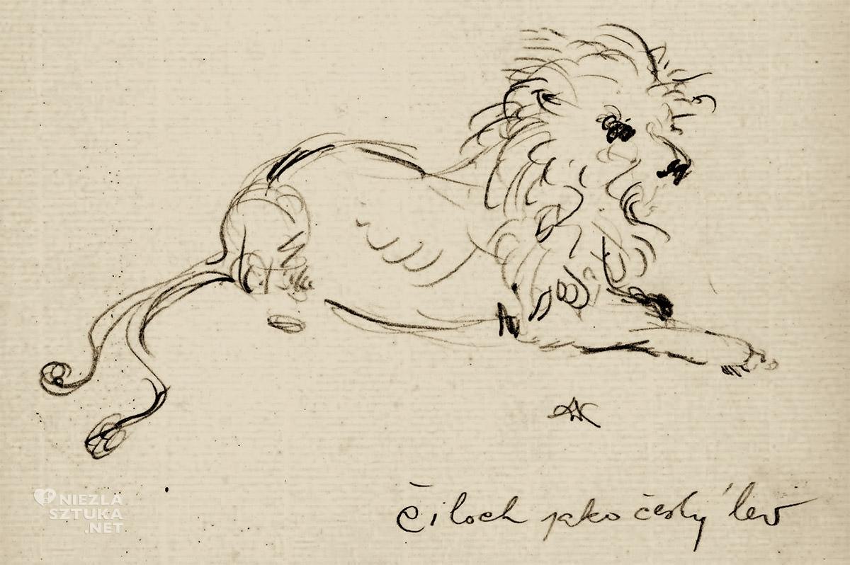 Wlastimil Hofman, pies, Cziloszek, niezła sztuka