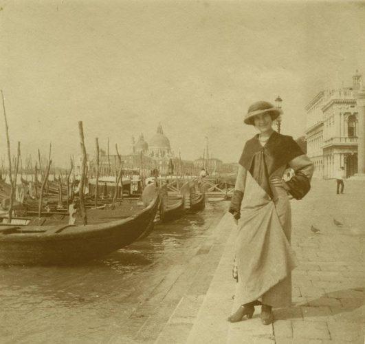 Irena Weissowa, Aneri, Wenecja, Włochy, fotografia, kobiety w sztuce, Niezła Sztuka