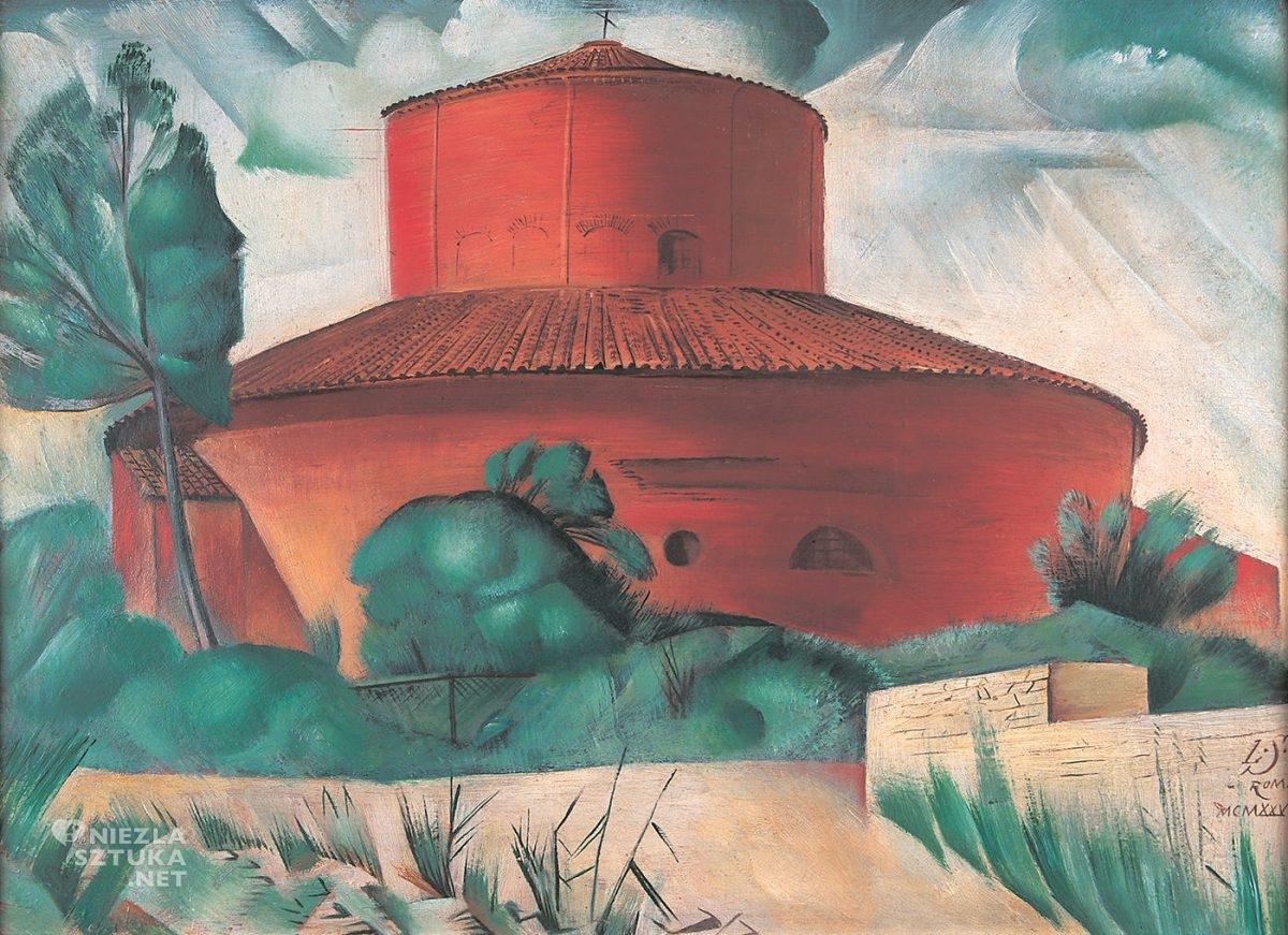 Ludomir Sleńdziński, Kościół San Stefano Rotondo, Rzym, niezła sztuka
