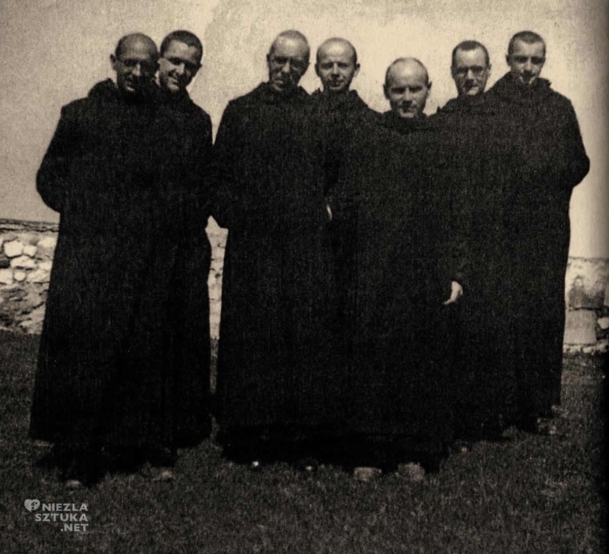 Benedyktyni, Tyniec, fotografia, Niezła Sztuka