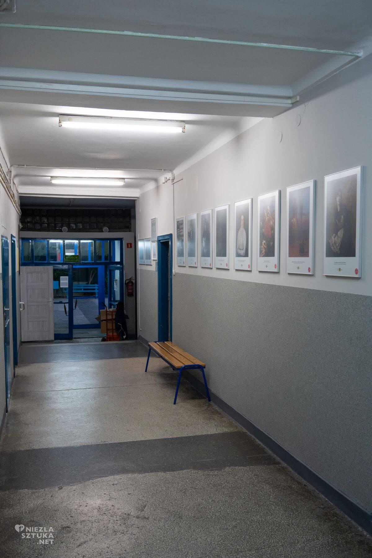 XXIII Liceum Ogólnokształcące im. ks. prof. J. Tischnera w Łodzi, Muzeum w Liceum, Niezła sztuka
