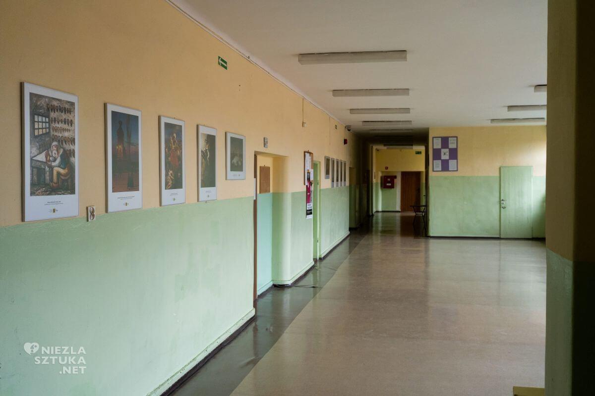 XXXIV Liceum Ogólnokształcące im. K. Kieślowskiego w Łodzi, Muzeum w Liceum, Niezła sztuka