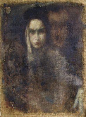 Irena Weiss, Aneri, Studium portretowe, sztuka polska, kobiety w sztuce, Niezła Sztuka