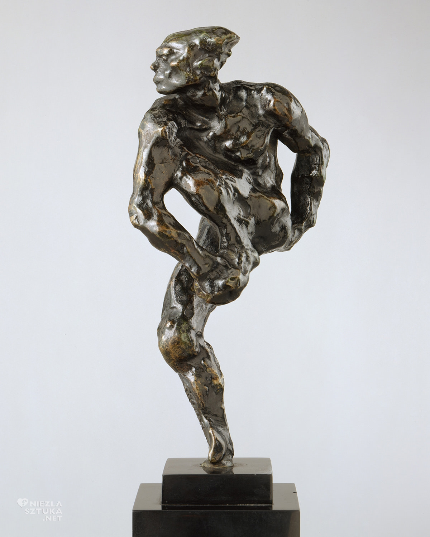 Auguste Rodin, Niżyński, sztuka francuska, rzeźba, Niezła sztuka