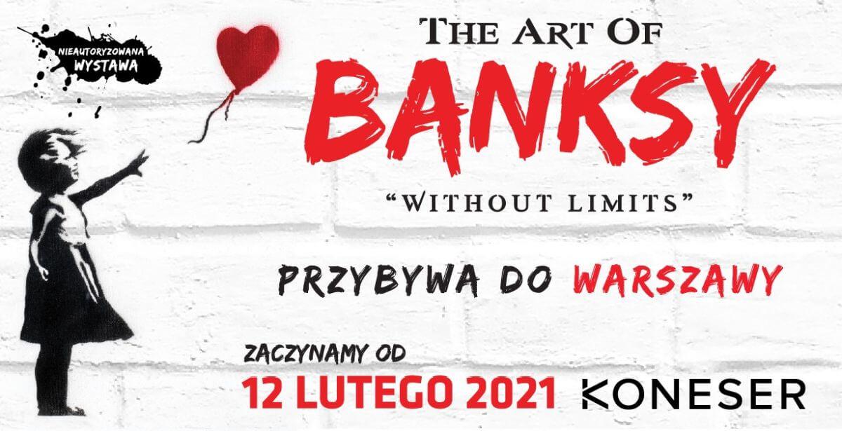 Banksy w Polsce, wystawa Banky'ego w Polsce, Banksy Centrum Praskie Koneser, Niezła sztuka