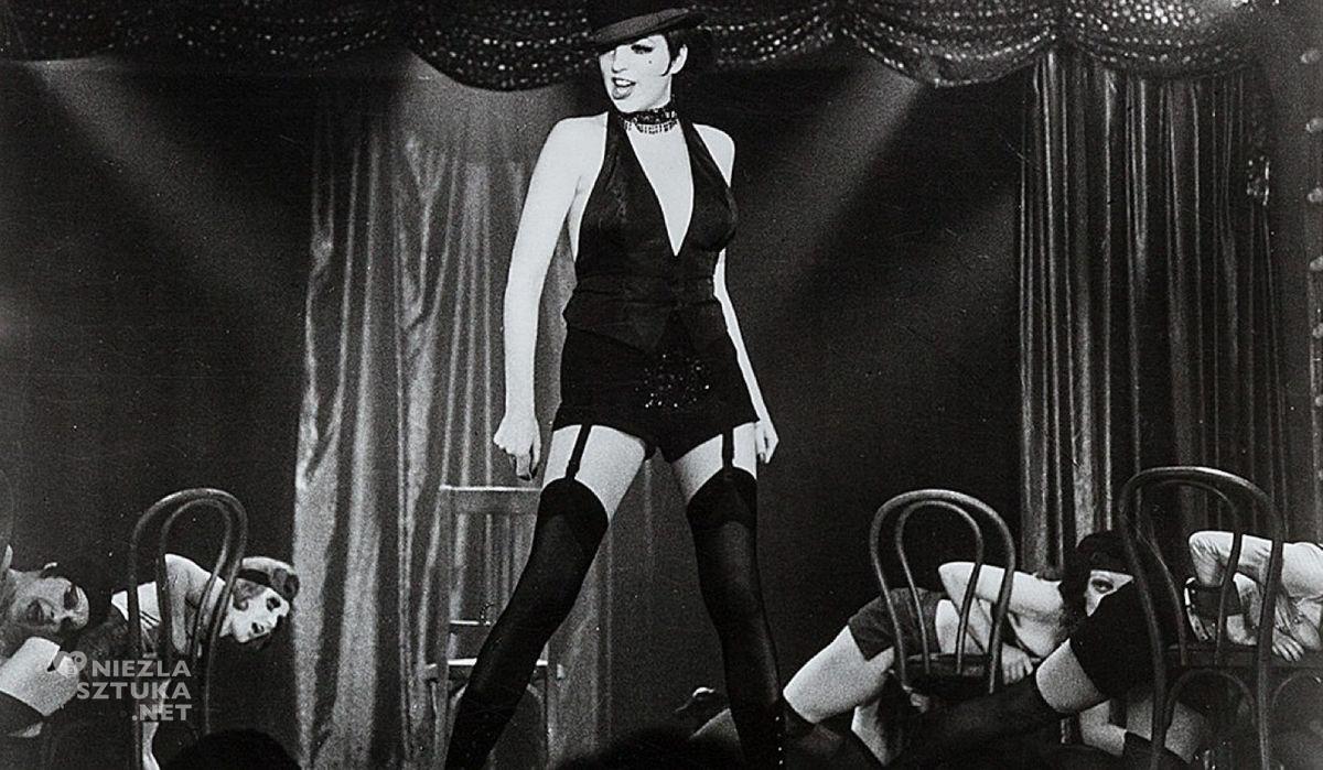 kabaret, Liza Minelli, Thonet, niezła sztuka
