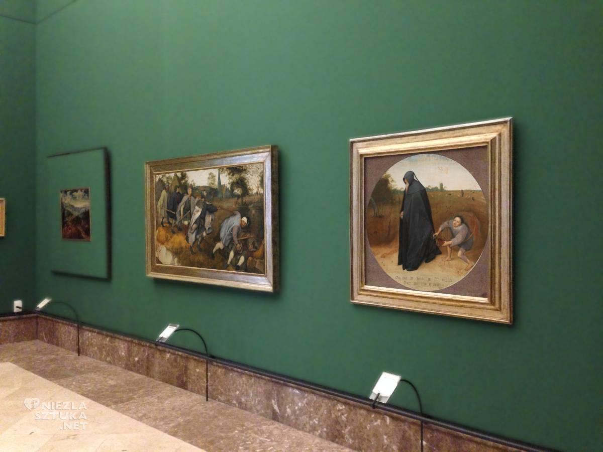 Museo di Capodimonte, Pieter Bruegel, niezła sztuka