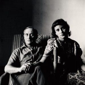 Iriving Penn, Joan Miró, córka, rodzina Miró, Hiszpania, Niezła Sztuka