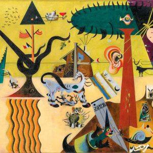 Joan Miró, sztuka hiszpańska, sztuka katalońska, sztuka współczesna, Niezła Sztuka