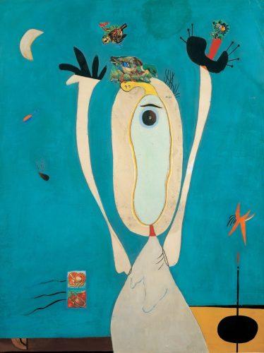Joan Miró, Metamorphosis, sztuka hiszpańska, sztuka katalońska, sztuka współczesna, Niezła Sztuka