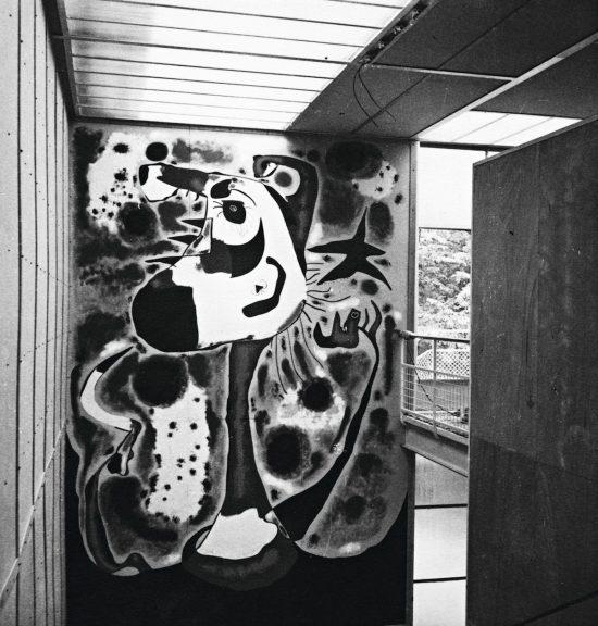 Joan Miró, Żniwiarz, sztuka współczesna, mural, zaginione dzieła, Niezła Sztuka