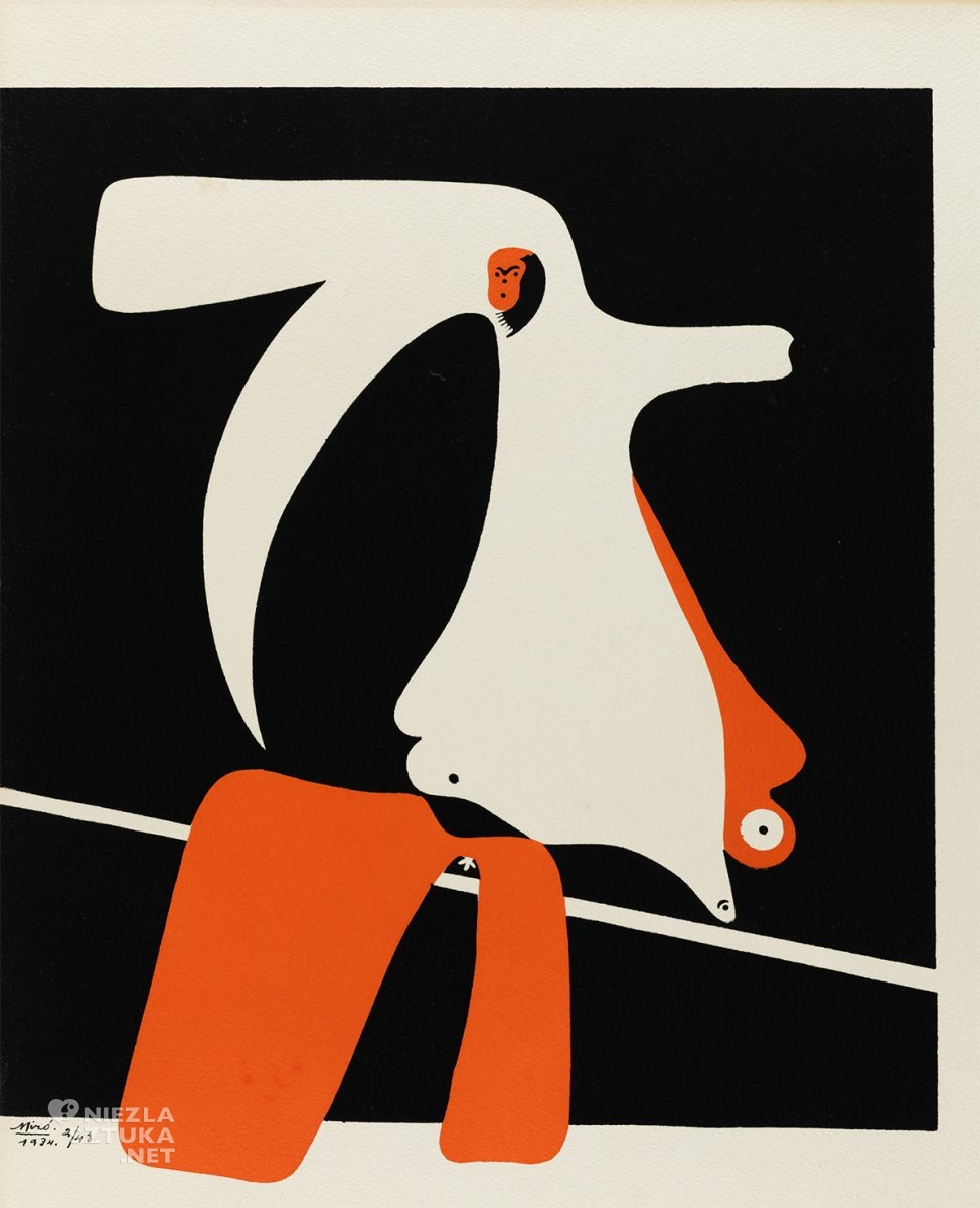 Joan Miró, Cahiers d'art, sztuka współczesna, Niezła Sztuka