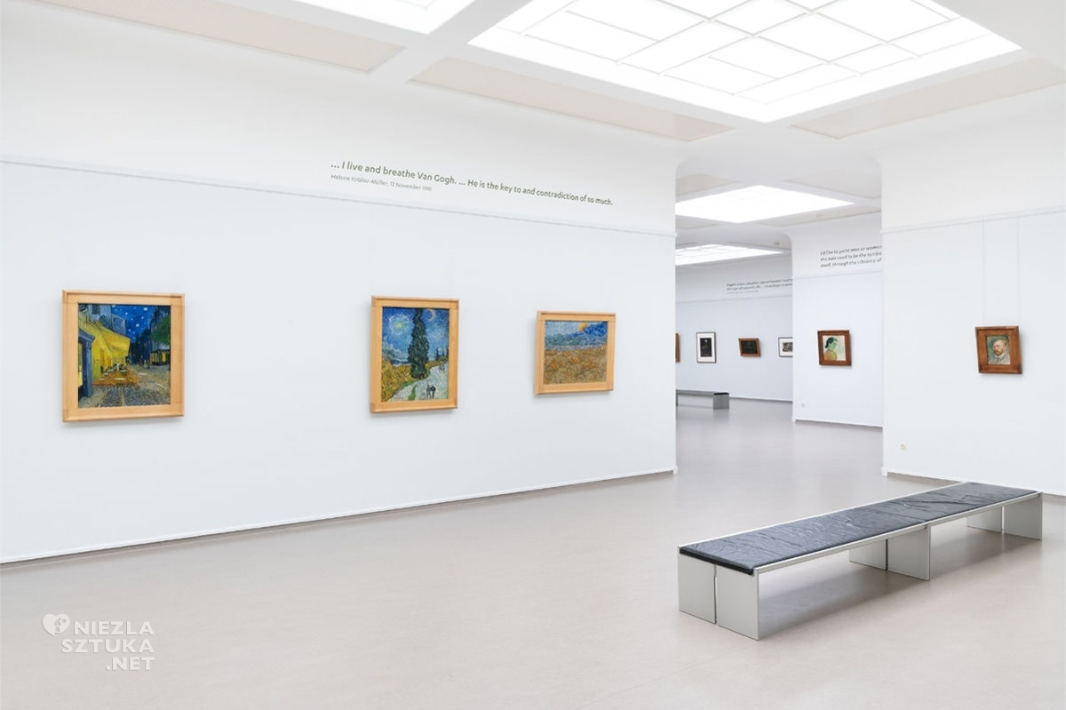 Kröller-Müller Museum, Van Gogh, Niezła Sztuka