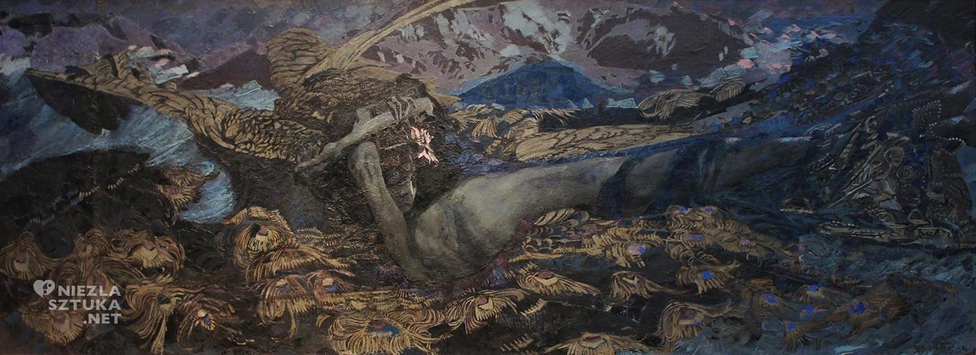 Michaił Wrubel, demon, sztuka rosyjska, Niezła Sztuka