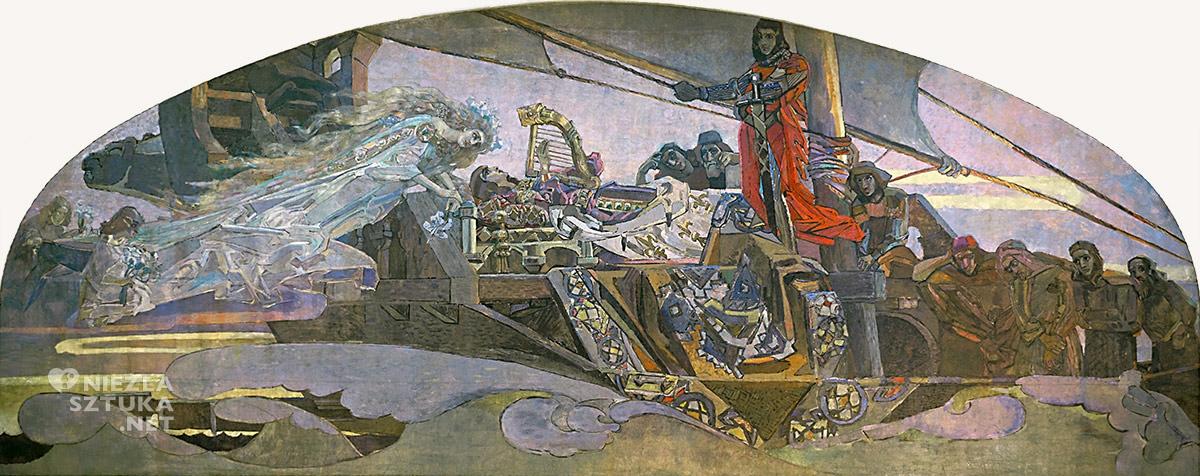Michaił Wrubel, sztuka rosyjska, Niezła Sztuka