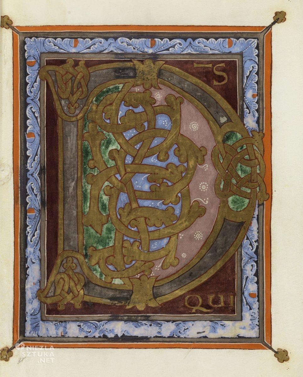 Sakramentarz tyniecki, Tyniec, sztuka sakralna, Niezła Sztuka