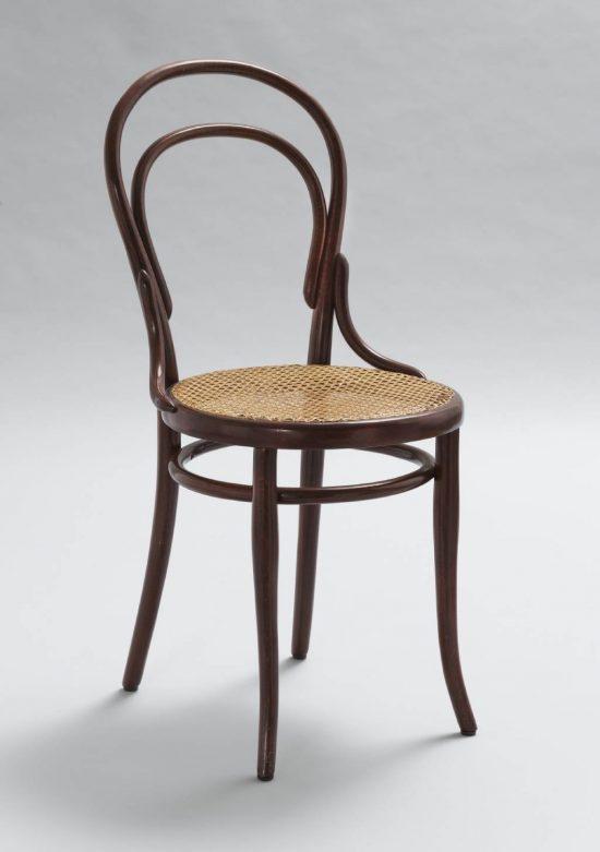 thonet, Krzesło nr 14, moma, niezła sztuka