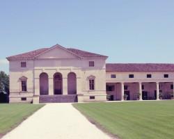 Finale d'Agugliaro, Villa Saraceno, architektura, Niezła sztuka