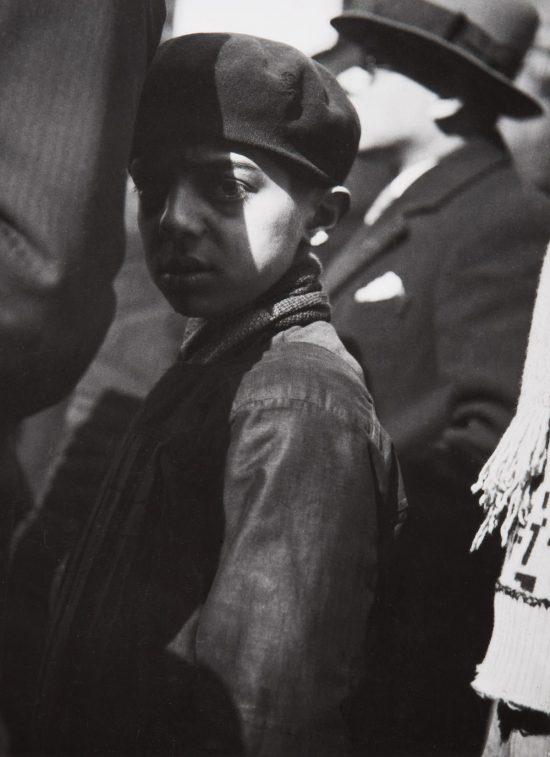 Dora Maar, dziecko w berecie, fotografia, kobiety w sztuce, Niezła Sztuka