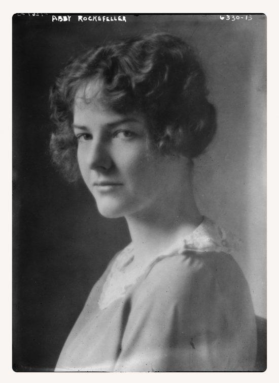 Abby Rockefeller, fotografia, młodość, kobiety w sztuce, kolekcjonerka, Museum of Modern Art, MoMa, Niezła Sztuka