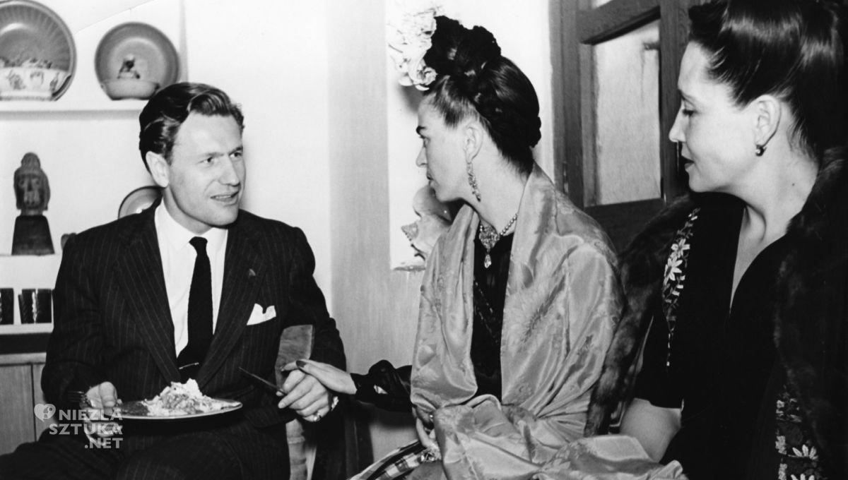 Nelson Rockefeller, Frida Kahlo, Rosa Covarrubis, sztuka meksykańska, Niezła Sztuka