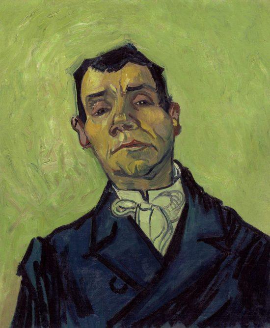 Vincent van Gogh, Portret Joespha-Michela Ginoux, Niezła Sztuka