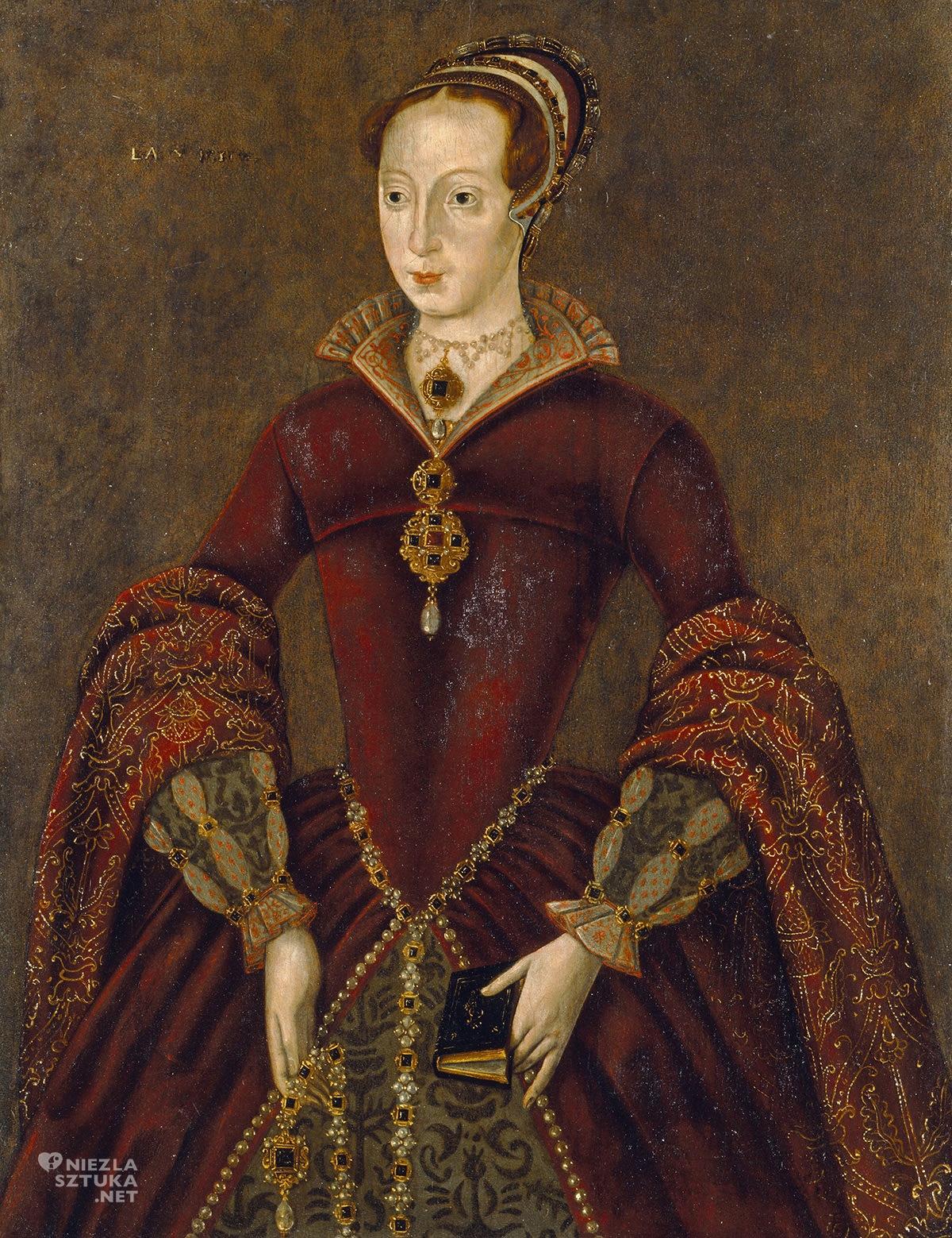 Lady Jane Grey, portret, Anglia, Niezła Sztuka