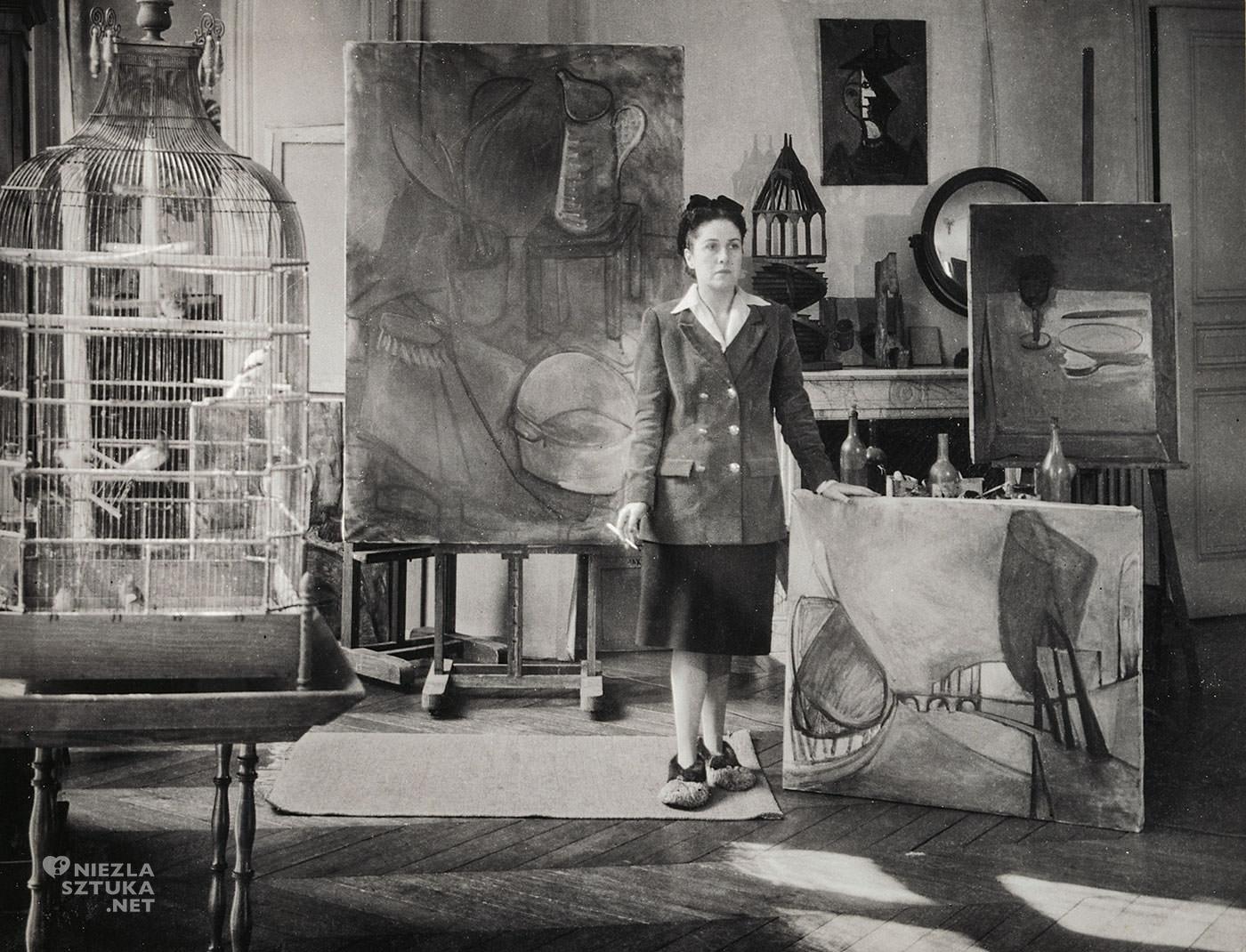 Dora Maar, Brassaï, fotografia, kobiety w sztuce, Niezła Sztuka