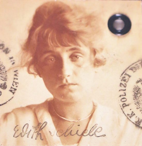 Edith Schiele, Egon Schiele, żona artysty, Edith Harms, Niezła Sztuka