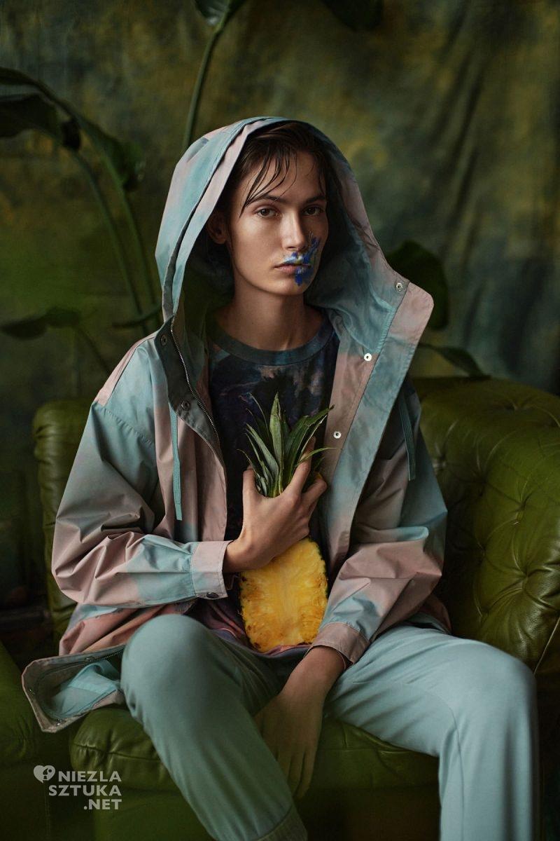 Medicine Eviva l'arte, kolekcja ubrań, sztuka polska, niezła sztuka