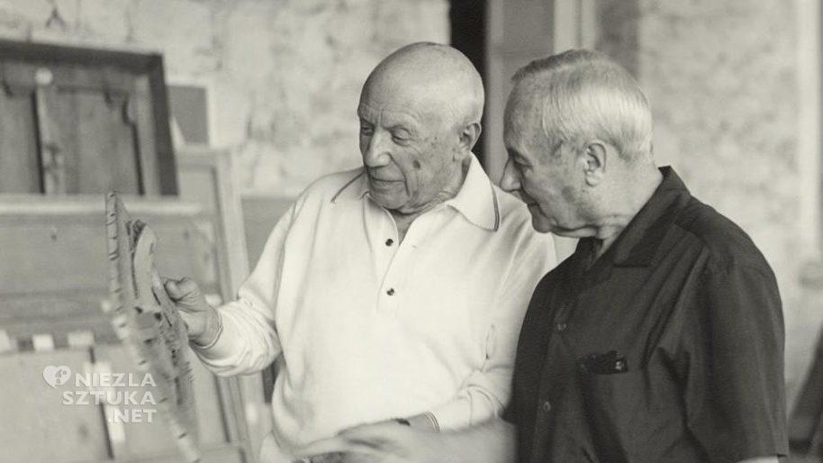 Pablo Picasso, Joan Miro, niezła sztuka