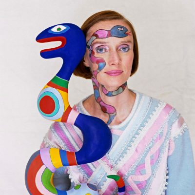 Niki de Saint Phalle, Norman Parkison, fotografia, kobiety w sztuce, Niezła Sztuka