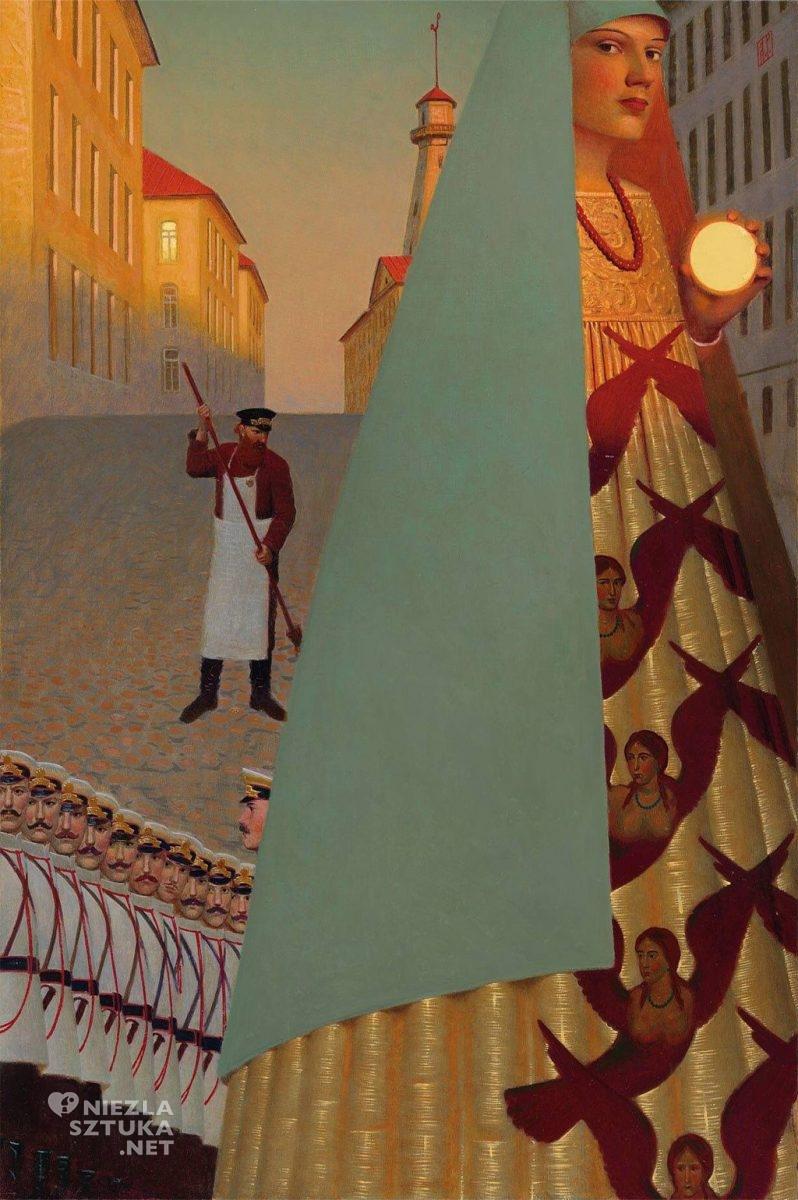 Andrey Remnev, sztuka rosyjska, niezła sztuka