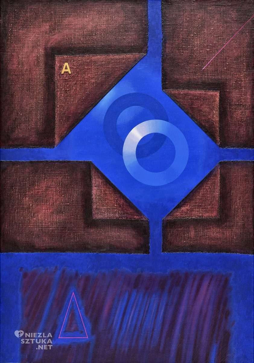 Józef Sowada, Wariacje na temat krzyża, niezła sztuka