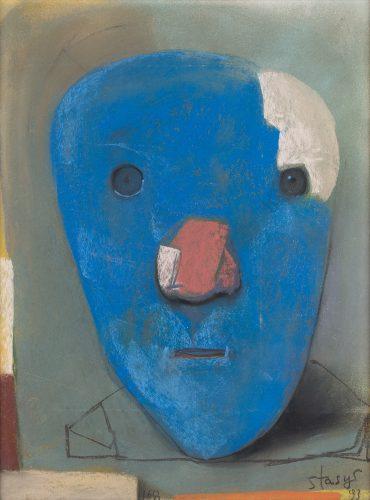 Stasys Eidrigevicius, Głowa, sztuka współczesna, Niezła Sztuka