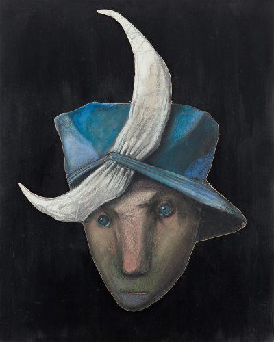 Stasys Eidrigevicius, Maska, sztuka współczesna, Niezła Sztuka