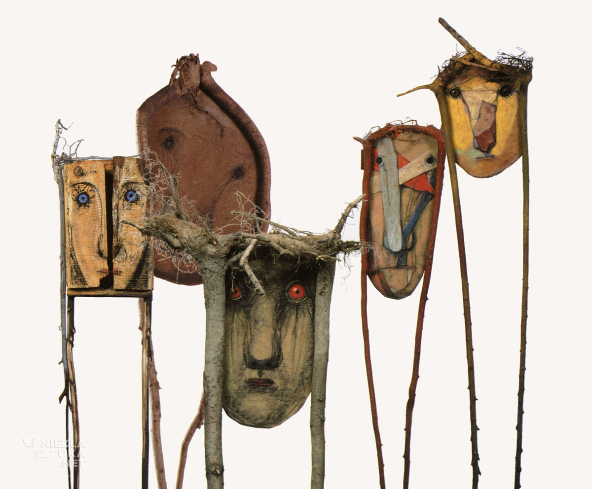 Stasys maski, niezła sztuka