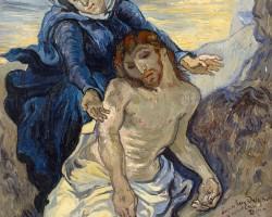 Vincent van Gogh, Pieta, Muzea Watykańskie, Niezła Sztuka