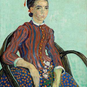 Vincent van Gogh, La Mousmé, niezła sztuka