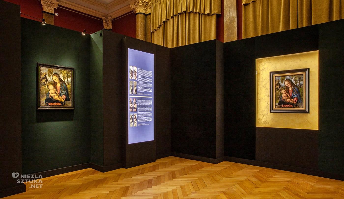 Lucas Cranach Starszy, Madonna pod jodłami, wystawa, Muzeum Narodowe we Wrocławiu, Niezła Sztuka