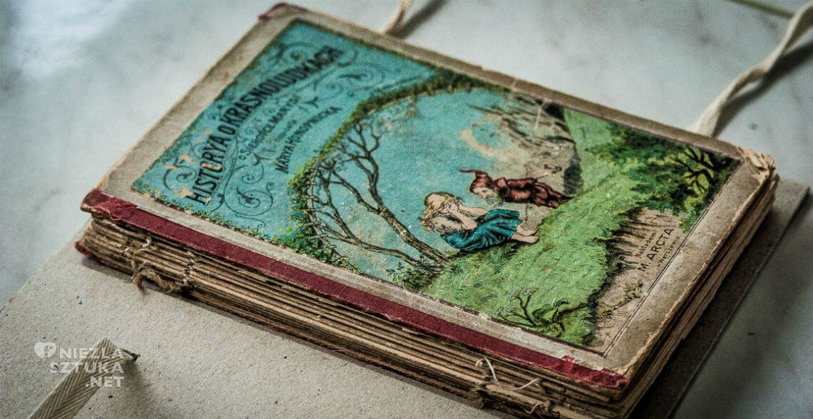 Sierotka Marysia, ilustracje, pierwsze wydanie, niezła sztuka