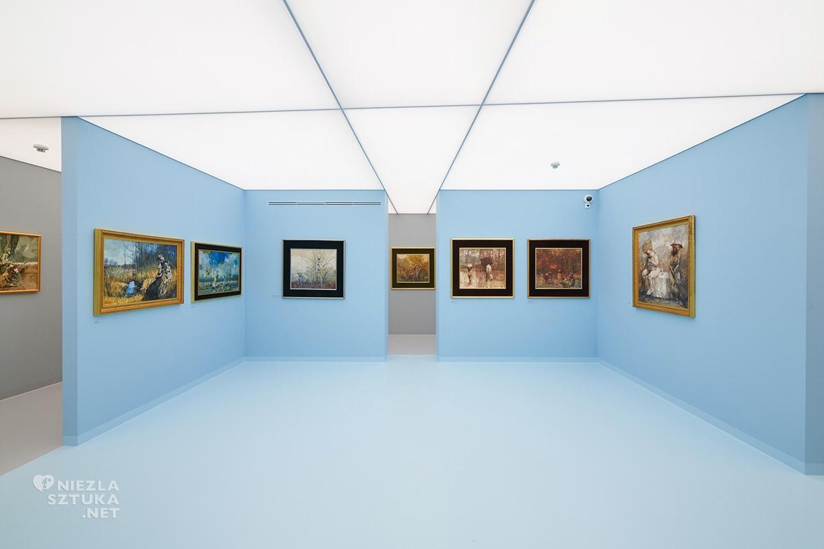 Galeria Jerzego Dudy-Gracza, Nowohuckie Centrum Kultury, muzeum, muzea polskie, Kraków, sztuka polska, Jerzy Duda-Gracz, Niezła Sztuka