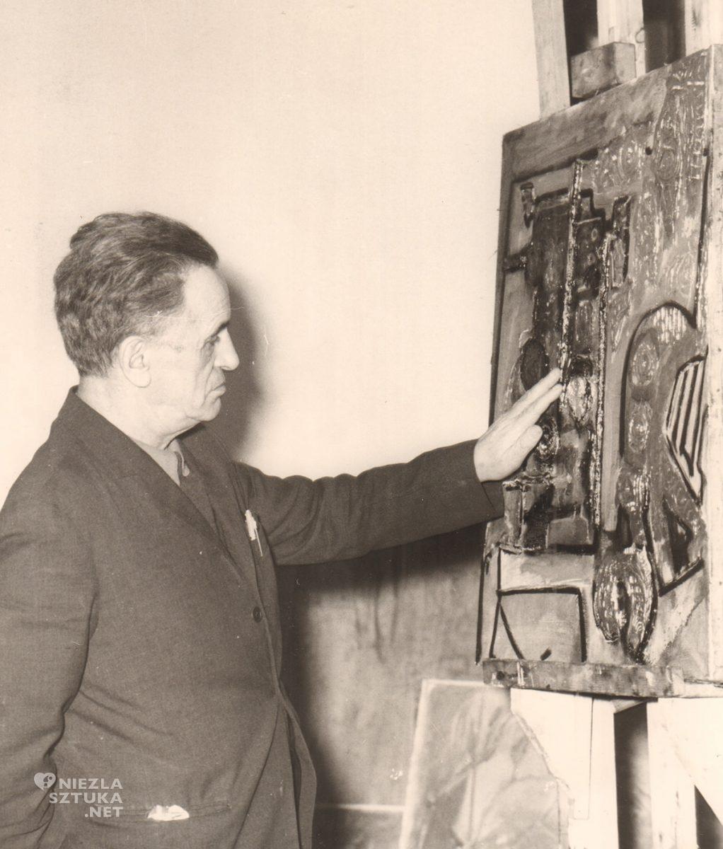 Jonasz Stern, pracownia, ASP, Kraków, sztuka polska, Niezła Sztuka
