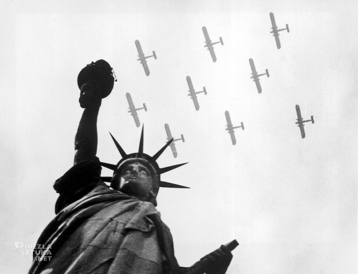 Statua Wolności, Nowy Jork, USA, pomnik, rzeźba, Niezła Sztuka