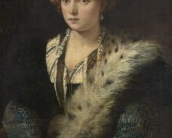 Tycjan, Izabela d'Este, sztuka włoska, renesans, Niezła Sztuka