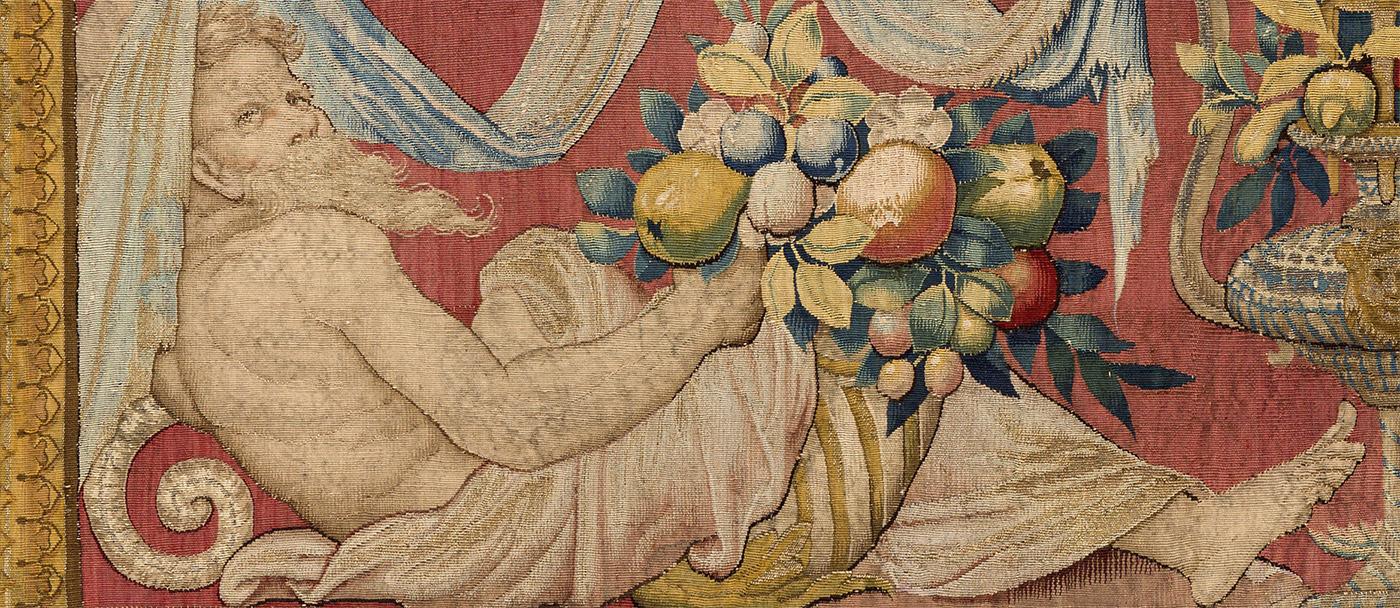 Arrasy wawelskie, arras, tkaniny królewskie, zamek królewski na Wawelu, król Zygmunt August, niezła sztuka