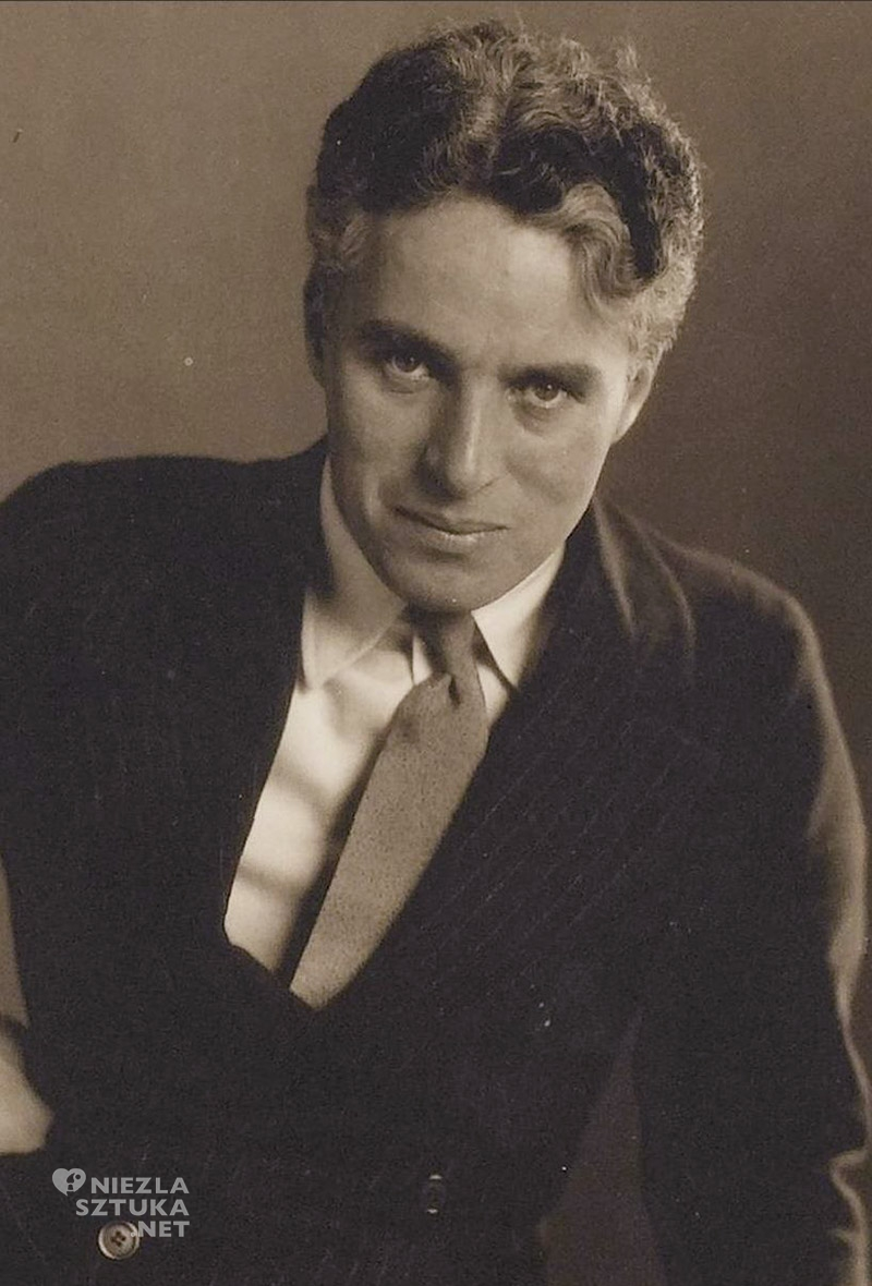 Charlie Chaplin, aktor, film, Niezła Sztuka