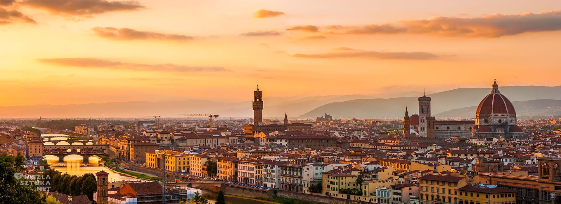 Florencja, sztuka, podróże, niezła sztuka